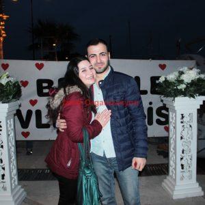 Çeşme Teknede Evlenme Teklifi İzmir Organizasyon