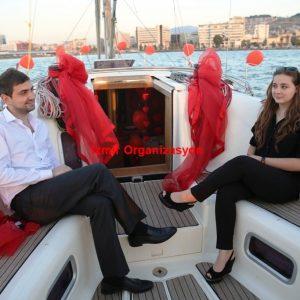 İzmir Çeşme Evlenme Teklifi