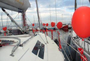 Uçan Balon Teknede Kahvaltı Organizasyonu