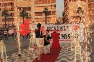 Denizci Fenerleri İzmir Organizasyonu