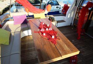 Tekne Süsleme ve Dekorlar Kahvaltı Organizasyonu
