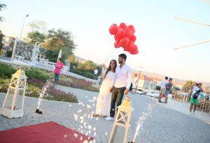 Alaçatı Evlilik Teklifi Organizasyonu