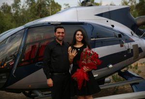 İzmir Helikopterde Evlilik Teklifi Organizasyonu