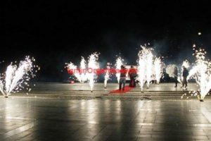 Ateşlenen Yer Volkanları İzmir