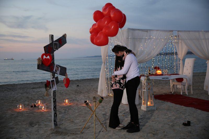 Evlenme Teklifine Uygun Şarkılar İzmir Organizasyon