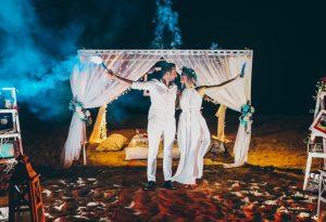 Kumsalda Evlenme Teklifi Organizasyonu