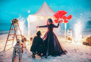 Salda Gölü Evlilik Teklifi Organizasyonu