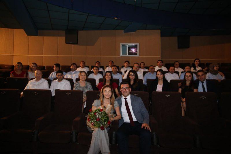 Sinemada Sürpriz Evlilik Teklifi Organizasyonu